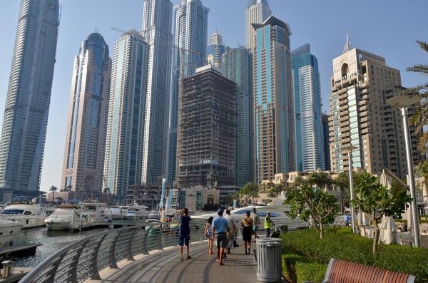 В Дубае построят небоскреб