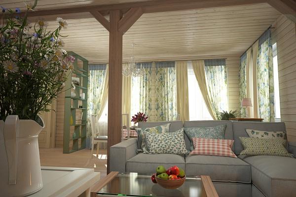 Большая совмещенная комната на даче: как ее видят современные архитекторы. 17005.jpeg