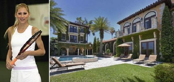 В Майами выставили на продажу бывший особняк Анны Курниковой. 14015.jpeg