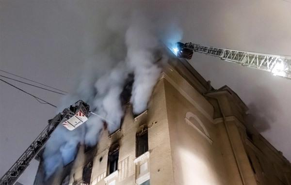 Перепланировка сгоревшей квартиры дочери Башмета на Никитском бульваре оказалась законной. 15015.jpeg