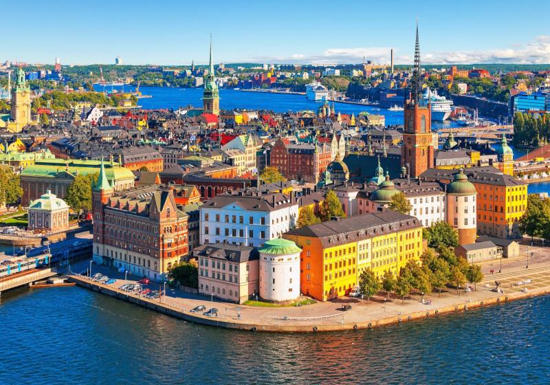 В Швеции подключат