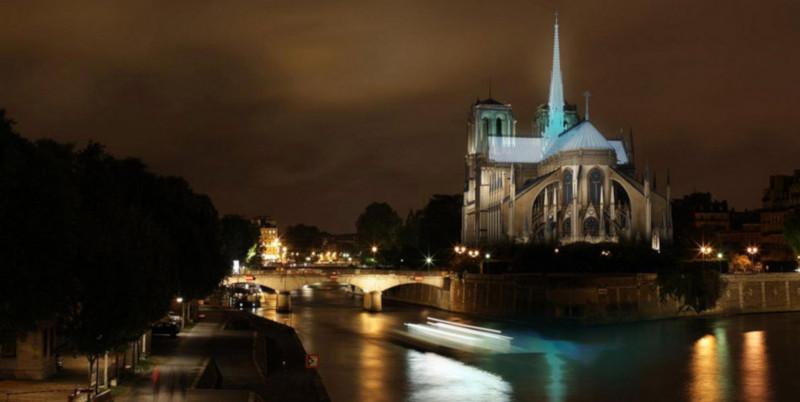 Архитекторы со всего мира представили проекты восстановления Нотр-Дама. здание, собор, собор Парижской Богоматери, Нотр-Дам, Париж, Франция
