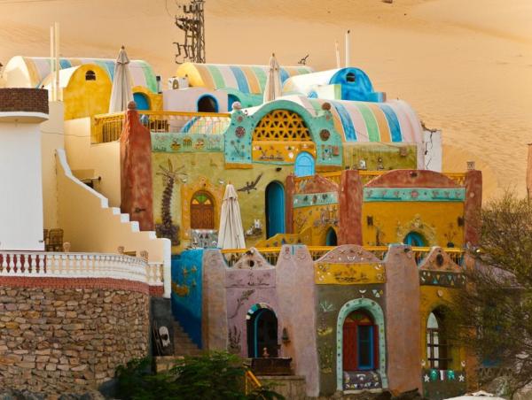 Пользователь Twitter показал особенности африканской архитектуры. архитектура, Африка