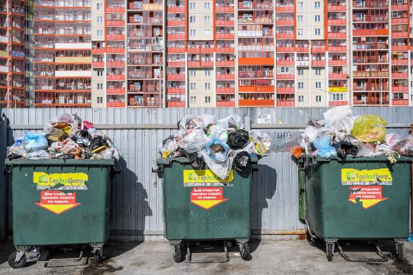 Большинство субъектов РФ вступили в реформу системы управления мусором — Минприроды. жкх, мусор, мусорная реформа