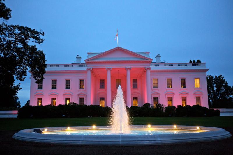 Трамп анонсировал визит Си Цзиньпина в Белый дом. дом, Белый дом, США, Китай, Трамп, Цзиньпин