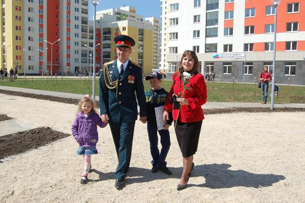 По программе военной ипотеки получено более 1% жилищных кредитов в России. 15023.jpeg