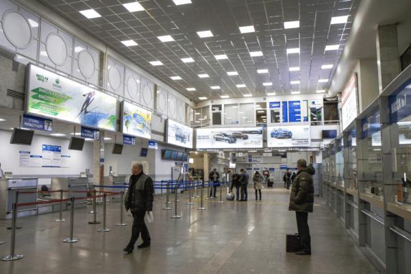 В аэропорту Ростова произошли комфортабельные изменения. 15032.jpeg