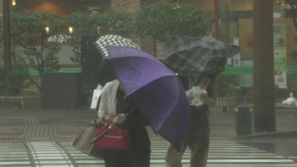 Жителей Японии предупредили о необходимости быть готовыми к эвакуации из-за шторма. дом, тайфун, Япония