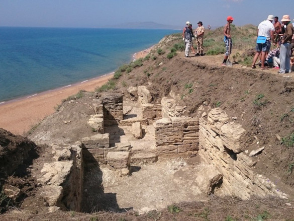 Археологи обнаружили в Крыму античную загородную усадьбу. 14038.jpeg