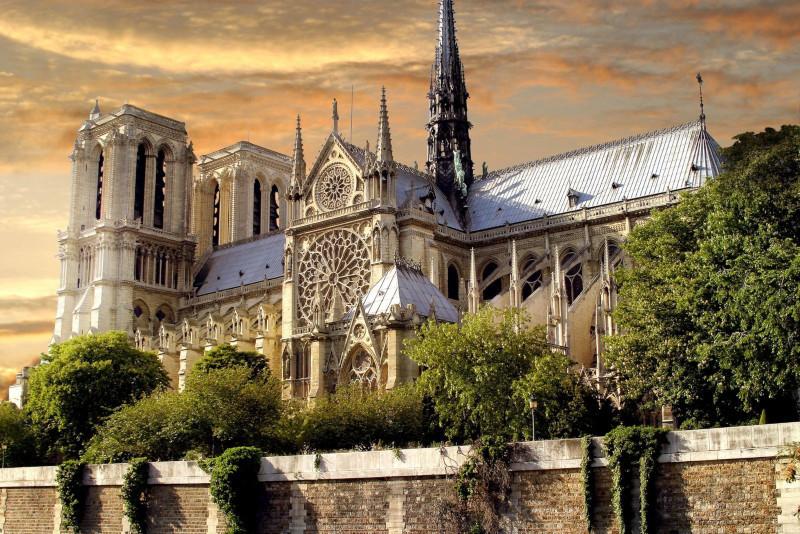 Как идет реконструкция Нотр-Дам после пожара. собор, собор Парижской Богоматери, Нотр-Дам, пожар, реконструкция, восстановление