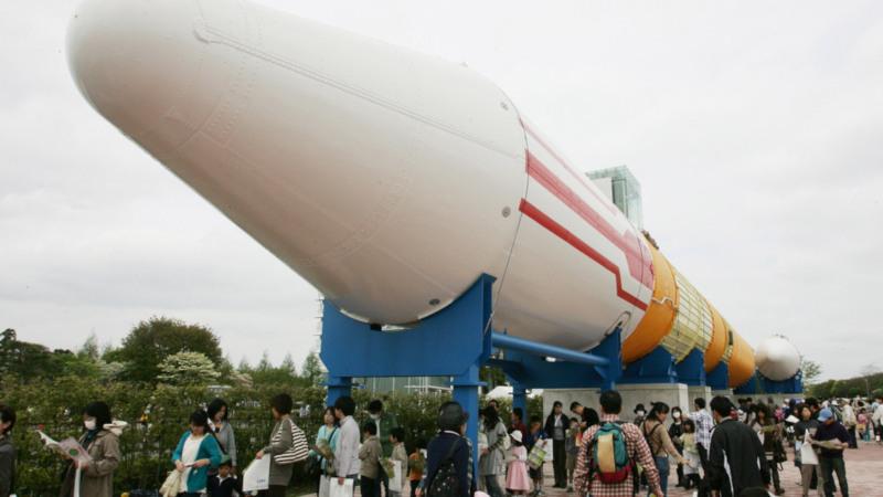 В Японии впервые успешно запустили частную ракету. ракета, запуск, космос, Япония