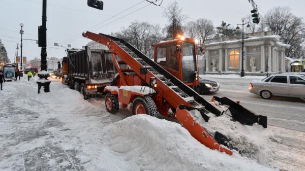 Александр Беглов предложил решение проблемы снежного коллапса в Петербурге. 15065.jpeg