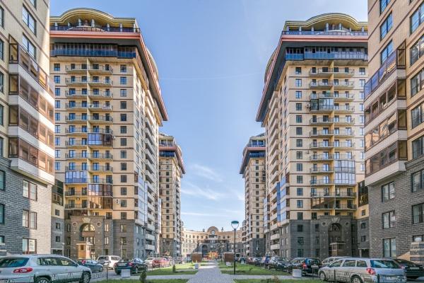 Миллионеры в 2019 году купили в центре Москвы жилье на 100 млрд рублей. недвижимость, жилье, миллионеры, Москва