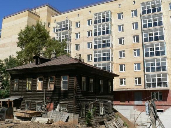 Расселение жителей ветхого и аварийного жилья завершат в 2026 году. 14082.jpeg