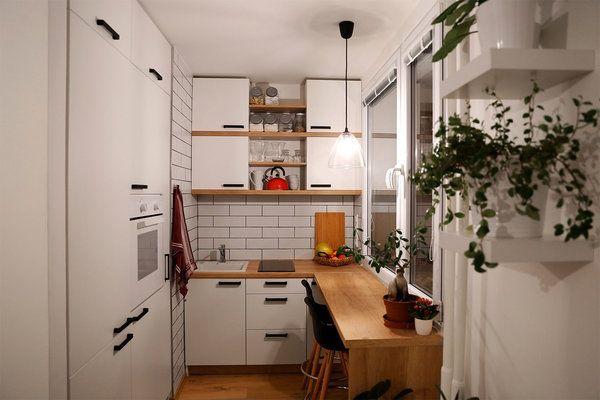 Советы для тех, у кого маленькие кухни. 17082.jpeg