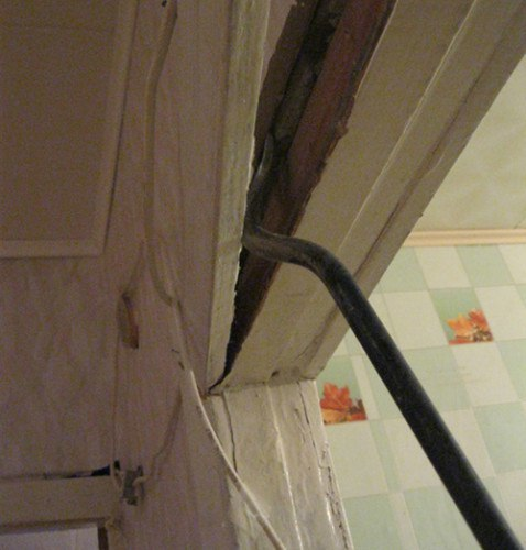 Демонтаж дверей: пошаговая инструкция. Демонтаж дверей: пошаговая 1