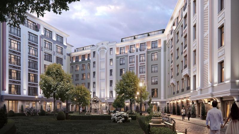 Названа стоимость аренды самой дешевой квартиры в Москве в мае. дом, квартира, аренда, Москва