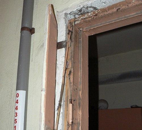 Демонтаж дверей: пошаговая инструкция. Демонтаж дверей: пошаговая 3