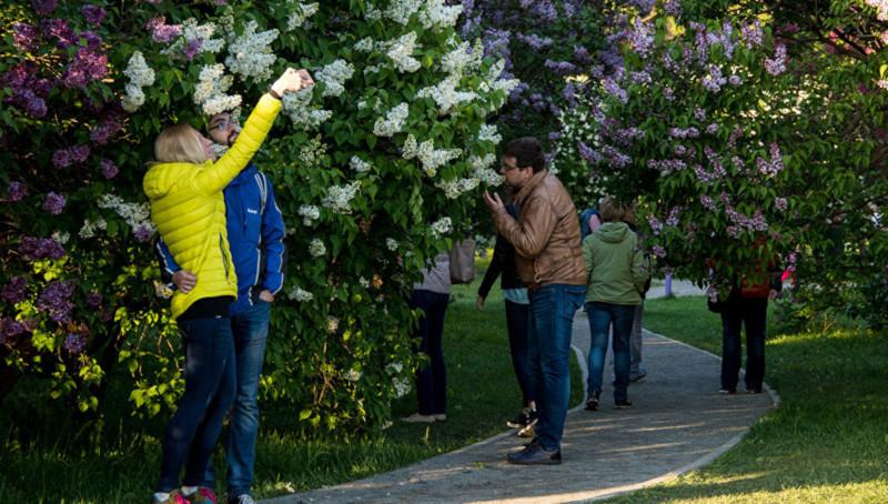 В Москве откроется первый в России тактильный сад. цветы, сад, тактильный сад, Москва