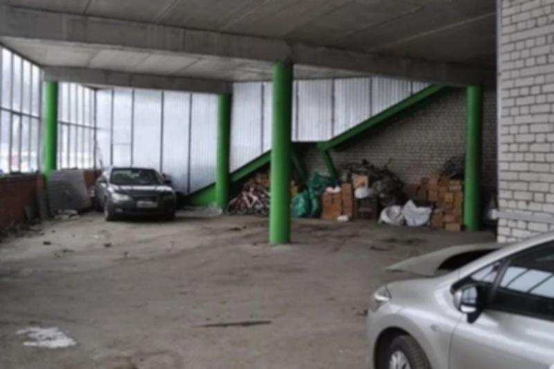 В Москве нашли гараж за 40 миллионов рублей. дом, здание, гараж, Москва