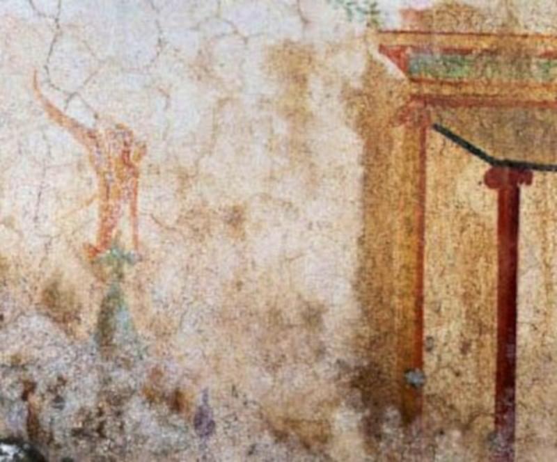 Во дворце Рима открыли тайную комнату. археология, дворец, комната, Рим, Италия
