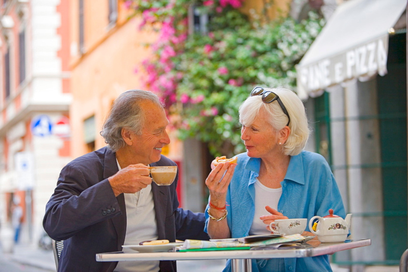 В Италии открылся первый отель для пожилых людей. гостиница, отель, Римини, Италия