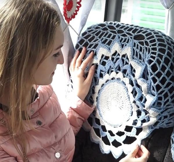Жительница Бурятии превратила автобус супруга в бабушкину квартиру. дом, квартира, автобус, Улан-Удэ, Бурятия