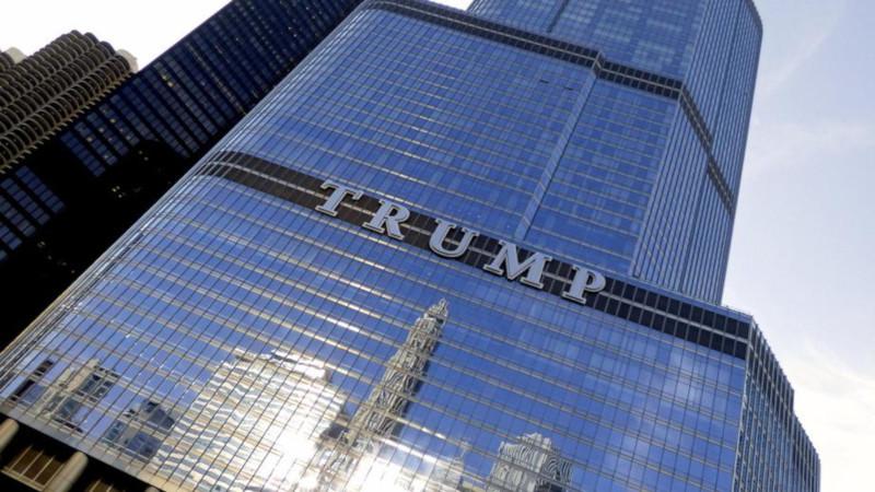 В Башне Трампа в Нью-Йорке никто не хочет жить. недвижимость, башня, Трамп, США