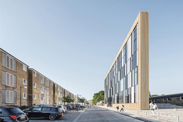 В Копенгагене построили библиотеку необычной формы. 14143.jpeg