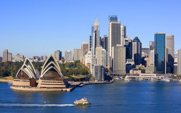 В Австралии тысячи домов остались без электричества из-за сильного ливня. 14144.jpeg