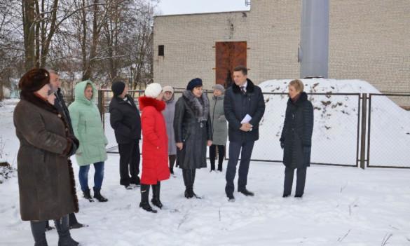 В гордеевском посёлке Мирный заработала новая водонапорная башня. 14145.jpeg