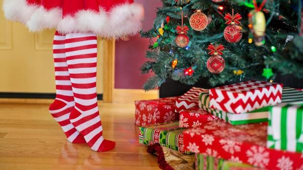 Житель Омска держал новогоднюю елку дома до сентября. дом, квартира, новогодняя елка, Омск