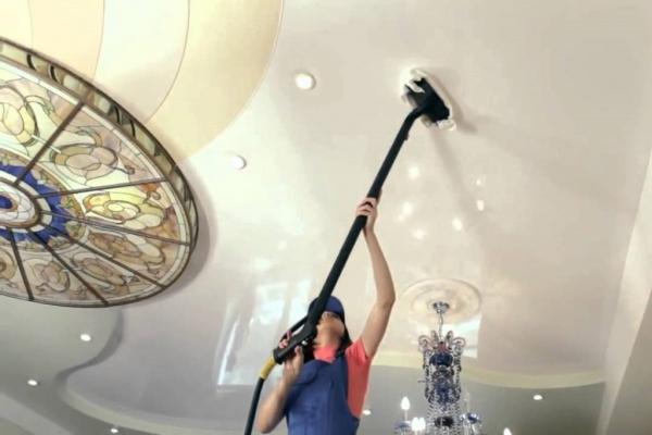 Как правильно мыть натяжные потолки.. 17173.jpeg