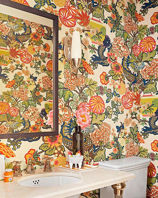 Обои: метаморфозы декорирования стен. 13176.jpeg
