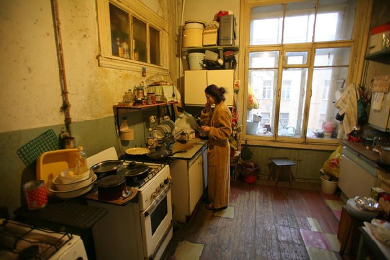 Эксперты назвали главную опасность жизни в коммуналке. дом, квартира, коммунальная, коммуналка