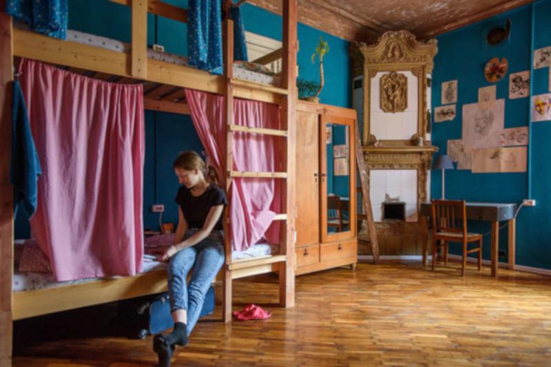 В Петербурге 365 малых гостиниц и хостелов расположены в жилых домах. гостиница, хостел, закон, Петербург