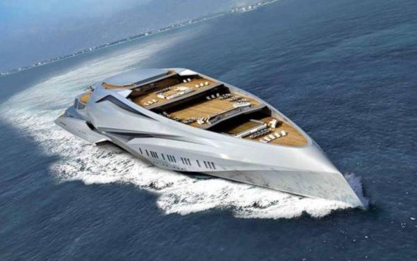 Дизайнер Чалхун Парк разработал проект 229-метровой  яхты. 15192.jpeg