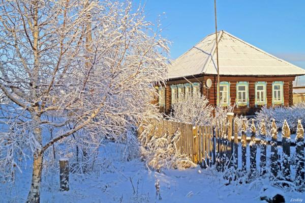 Деревня Перхово замерзает из-за отсутствия электричества. 14206.jpeg