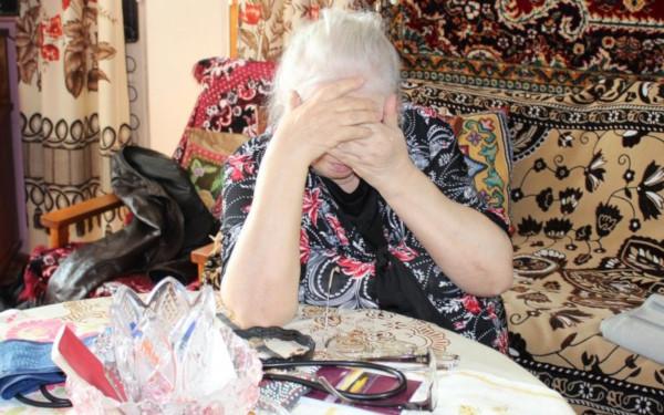 Жительница Мордовии обокрала спящую старушку во Владимирской области. дом, квартира, деньги, кража, Мордовия