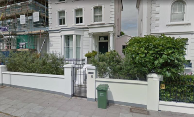Таунхаус бывшего посла США выставили на продажу. дом, квартира, продажа, особняк, таунхаус, Борис Джонсон, Лондон