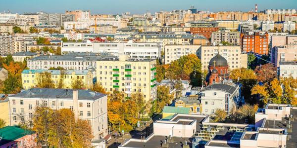 Москва избавляется от шиферных крыш. дом, крыша, шифер, ремонт, Москва