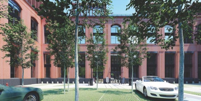 В Даниловском районе реконструируют автомобильный завод начала ХХ века. дом, здание, завод, архитектура, реконструкция, Москва