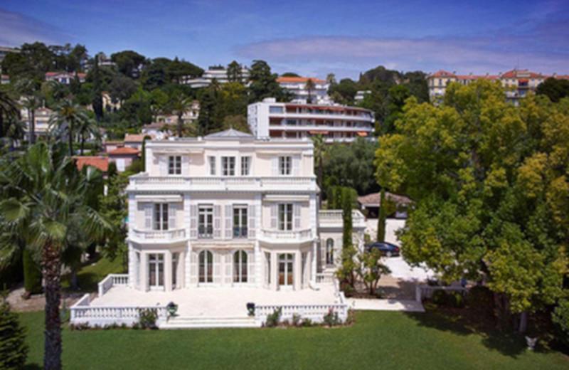 Соседство сРотшильдами оценили вмиллиард рублей. дом, квартира, вилла, Ротшильды, Канны, Франция