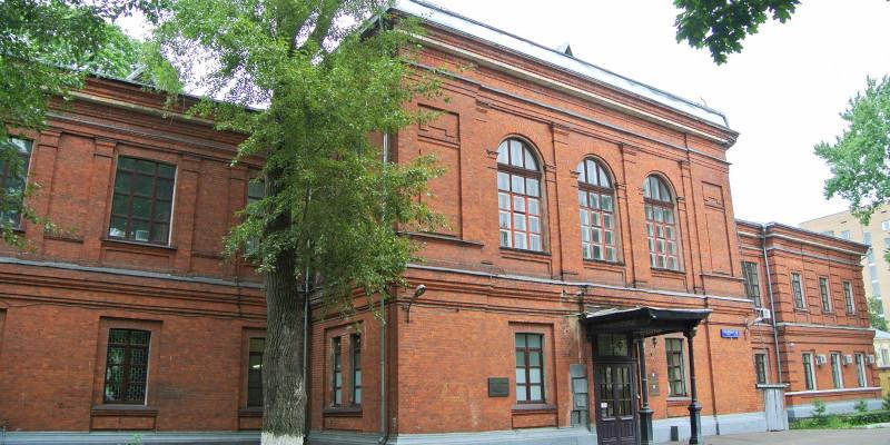 В Москве отреставрируют психиатрическую клинику имени Корсакова. здание, больница, психиатрическая больница, реставрация, Москва
