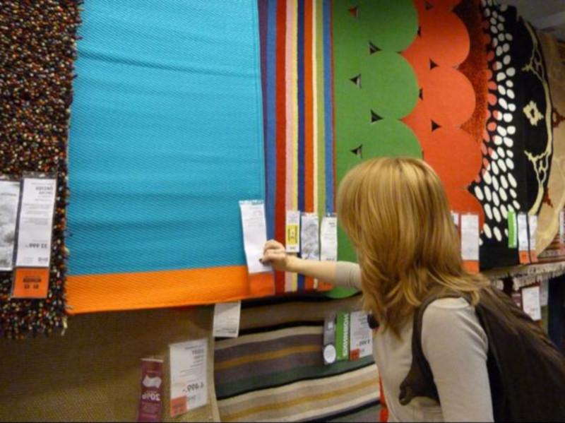 Покупателям ковров от IKEA пришлось пройти тест на искренность. дом, квартира, ковер, IKEA