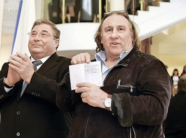 Жерар Депардье получил прописку в Новосибирске. 14243.jpeg