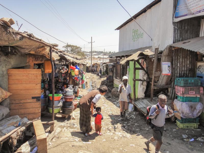 Россия примет участие в расселении трущоб в Кении. дом, строительство, застройщики, расселение, трущобы, Кения