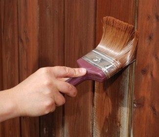 Чем лучше покрасить снаружи деревянный дом. Чем лучше покрасить деревянный 1