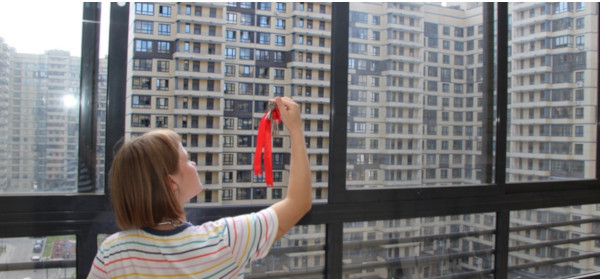 Более 600 сирот Подмосковья получили жилье в этом году. 14258.jpeg