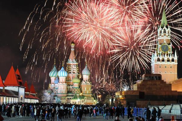 В Москве будет подготовлено 38 площадок для запуска новогодних фейерверков. 14261.jpeg